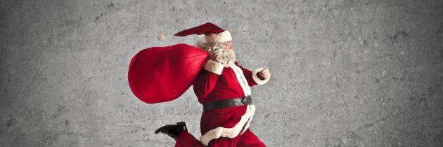 Der Nikolaus kann kommen