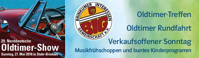 29. Norddeutsche Oldtimer-Show @ Ortskern | Stuhr | Niedersachsen | Deutschland