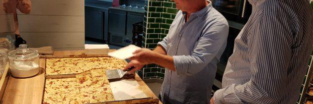 Betriebsbesichtigung Bäckerei Brüne Meyer