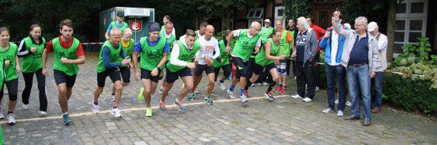 BIG wird 9. beim Halbmarathon auf Gut Varrel