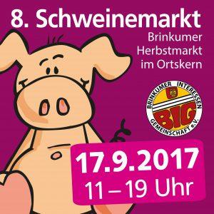 8. Schweinemarkt in Brinkum
